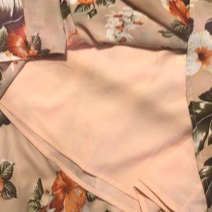 Windsor Skirts - Colorful flowy skirt, never worn